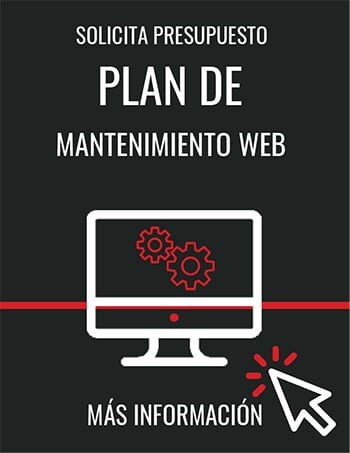 Plan de mantenimiento web